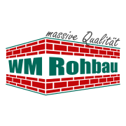 WM Rohbau Logo Footer