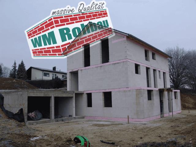 Hanghaus Mit Garage referenz hanghaus mit garage in au i. d. hallertau - wm rohbau